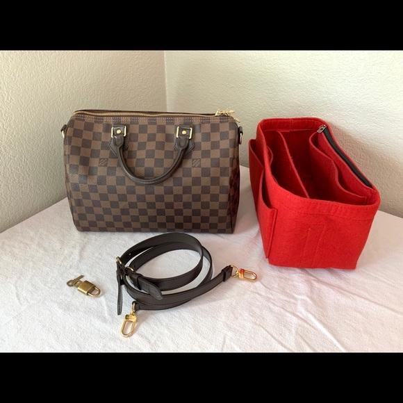 Louis Vuitton Handbags - Louis Vuitton Speedy Bandouliere 30 Damier